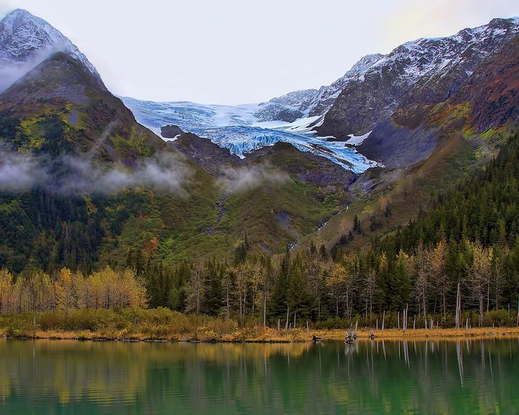 Explorer Glacier Alaska
