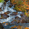 Waterfall Turnagain Arm Alaska