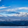 Kenai Mountains Alaska Cook Inlet