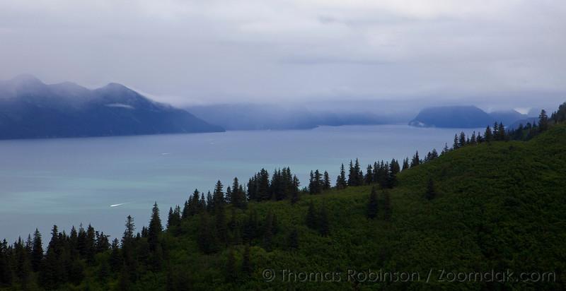Mount Marathon View, Seward, Alaska