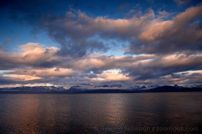 Kachemak Bay Sunset