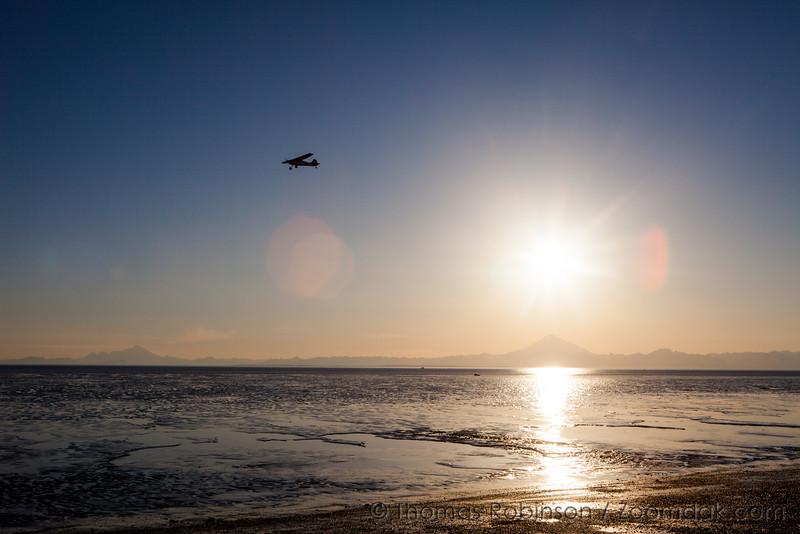Flights to Kenain Alaska