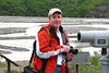 Bill seems happy using his new Nikon D200 digital camera - his AlaskaCam. :)