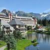 The resort at Alyeska  Ski Lodge,  Girdwood Alaska