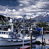 Kodiak Harbor in HDR