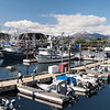Kodiak Island harbor