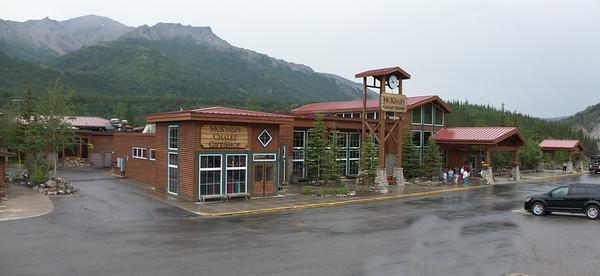 McKinley Chalet Resort outside Denalin Nat. Park