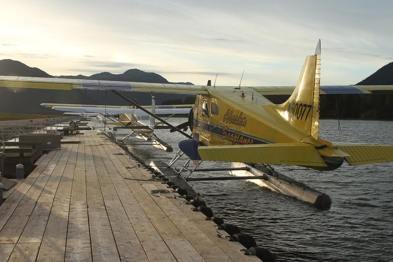 Float Planes Alaska