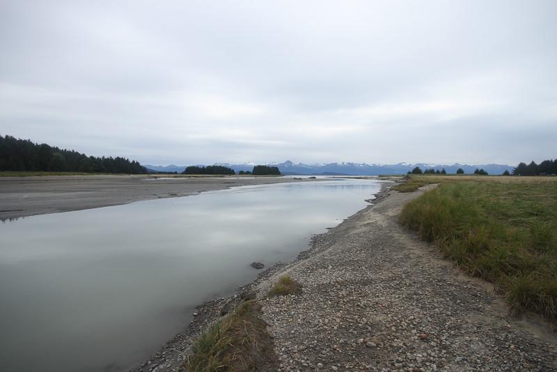 Eagle state beach, juneau alaska