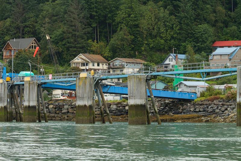 Wrangell Docks