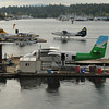 Vancouver has a very busy float plane port.