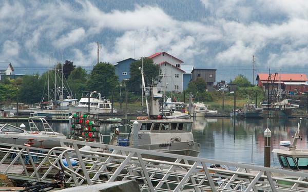 Alaska Wrangell, friendlist town in the U.S.