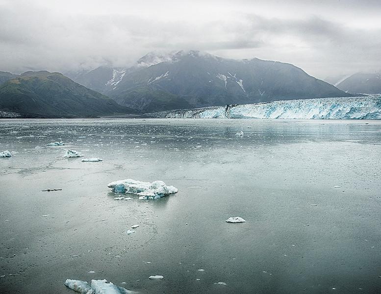 Hubbard Glacier #2