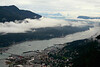 Juneau, Alaska, looking north, August 11, 2008