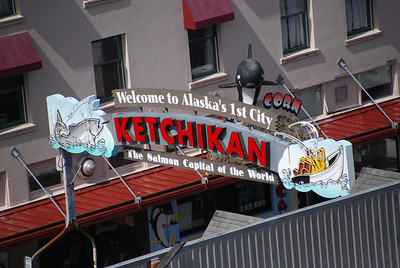 Tuesday, May 22nd, arrive Ketchikan, Alaska at 8am.