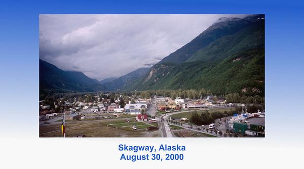 2000-08-30 to 2000-09-01 Skagway White Pass Glacier Bay