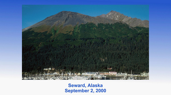 2000-09-02 to 2000-09-06 Alaska Seward Prudhoe Bay Deadhorse