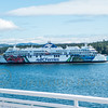 We took a day trip to Victoria on a motorcoach, which boarded a BC ferry like this one.