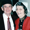 Charlie and Louise Allred - Dutch Night for Dinner<br /> Alaska Inside Passage Cruise - Seward, Alaska to Vancouver, Canada - Holland America Cruise Lines  - May 17-24, 1998