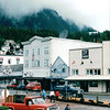 "City of Ketchikan, Alaska - Ketchikan is named after Ketchikan Creek, which flows through the town. Ketchikan comes from the Tlingit name for the creek, Kitschk-hin, the meaning of which is unclear. It may mean ""the river belonging to Kitschk""; other accounts claim it means ""Thundering Wings of an Eagle.""<br /> Alaska Inside Passage Cruise - Seward, Alaska to Vancouver, Canada - Holland America Cruise Lines  - May 17-24, 1998"