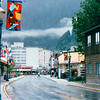 City of Juneau, Alaska - In 1880, prospectors Harris and Juneau relied on Tlingit Chief Kowee to guide them to the mouth of Gold Creek, where they discovered gold. <br /> Alaska Inside Passage Cruise - Seward, Alaska to Vancouver, Canada - Holland America Cruise Lines  - May 17-24, 1998