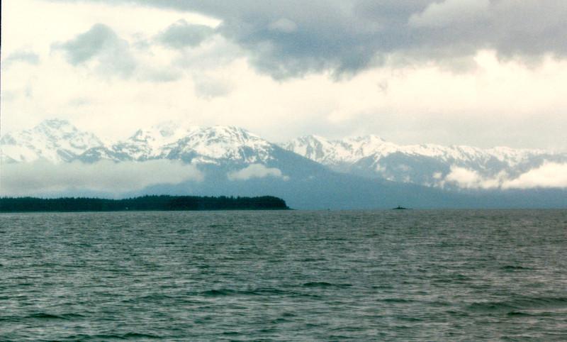 Gorgeous Scenery - Destination Wildlife Cruise - Juneau, Alaska <br /> Alaska Inside Passage Cruise - Seward, Alaska to Vancouver, Canada - Holland America Cruise Lines  - May 17-24, 1998