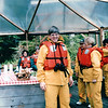 Randal - Lunch Break on Land - Mountain Lake Canoe Adventure - Ketchikan, Alaska<br /> Alaska Inside Passage Cruise - Seward, Alaska to Vancouver, Canada - Holland America Cruise Lines  - May 17-24, 1998