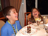 Ethan and Kyla also celebrated their birthdays on the cruise.  There was much hilarity.  The waiters were great with the kids.