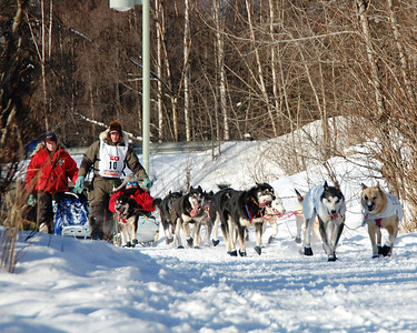 #10 - 2009 Iditarod - Anchorage - Alaska