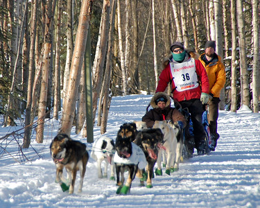 #36 - 2009 Iditarod - Anchorage - Alaska