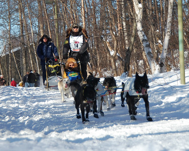 #14 - 2009 Iditarod - Anchorage - Alaska