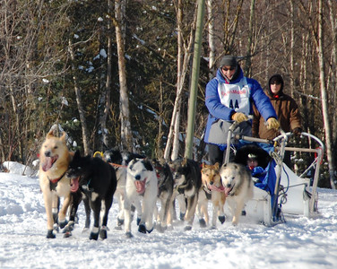 #44 - 2009 Iditarod - Anchorage - Alaska