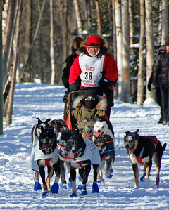 #38 - 2009 Iditarod - Anchorage - Alaska