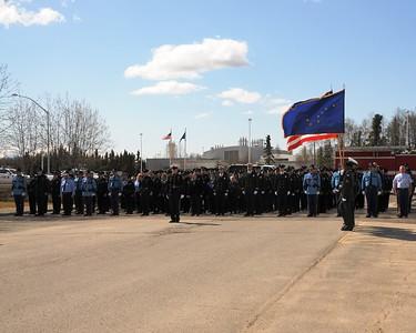Police Memorial Day - May 7, 2010 - Anchorage - Alaska