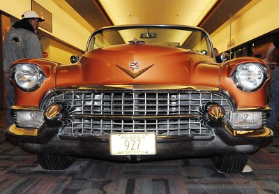 Fur Rondy - Classic Car Show - Anchorage - Alaska