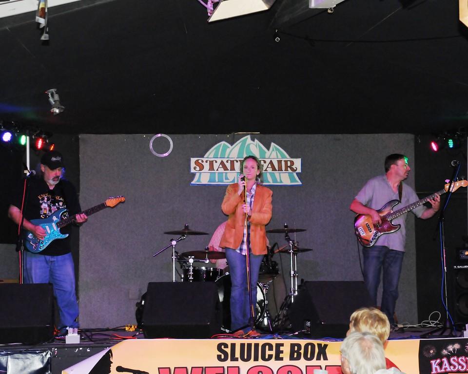 2010 Alaska State Fair - Entertainment - Palmer Fairgrounds - Palmer - Alaska - USA