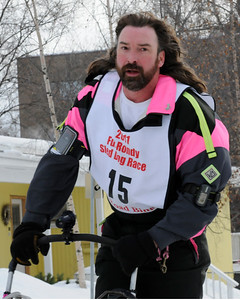 World Championship Sled Dog Races - Fur Rondy 2011 - Anchorage - Alaska - USA
