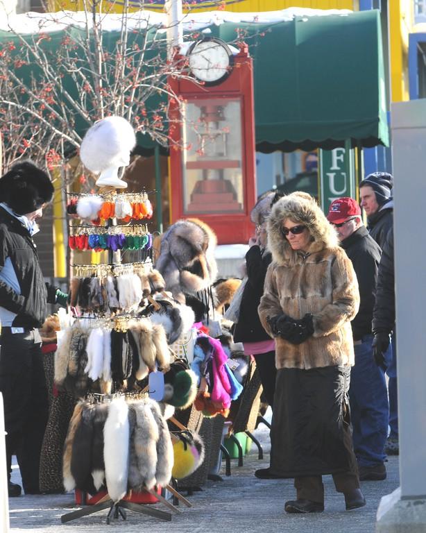 Fur Rondy 2011 - Anchorage - Alaska - USA