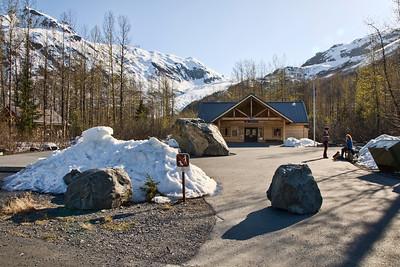 Entrance to Exit Glacier Park