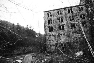 Buckner Building - Abandoned - Whittier - Alaska - USA