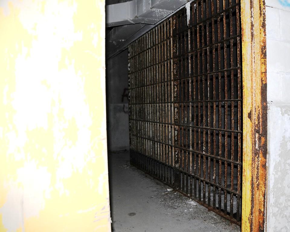Buckner Building - Jail - Abandoned - Whittier - Alaska - USA