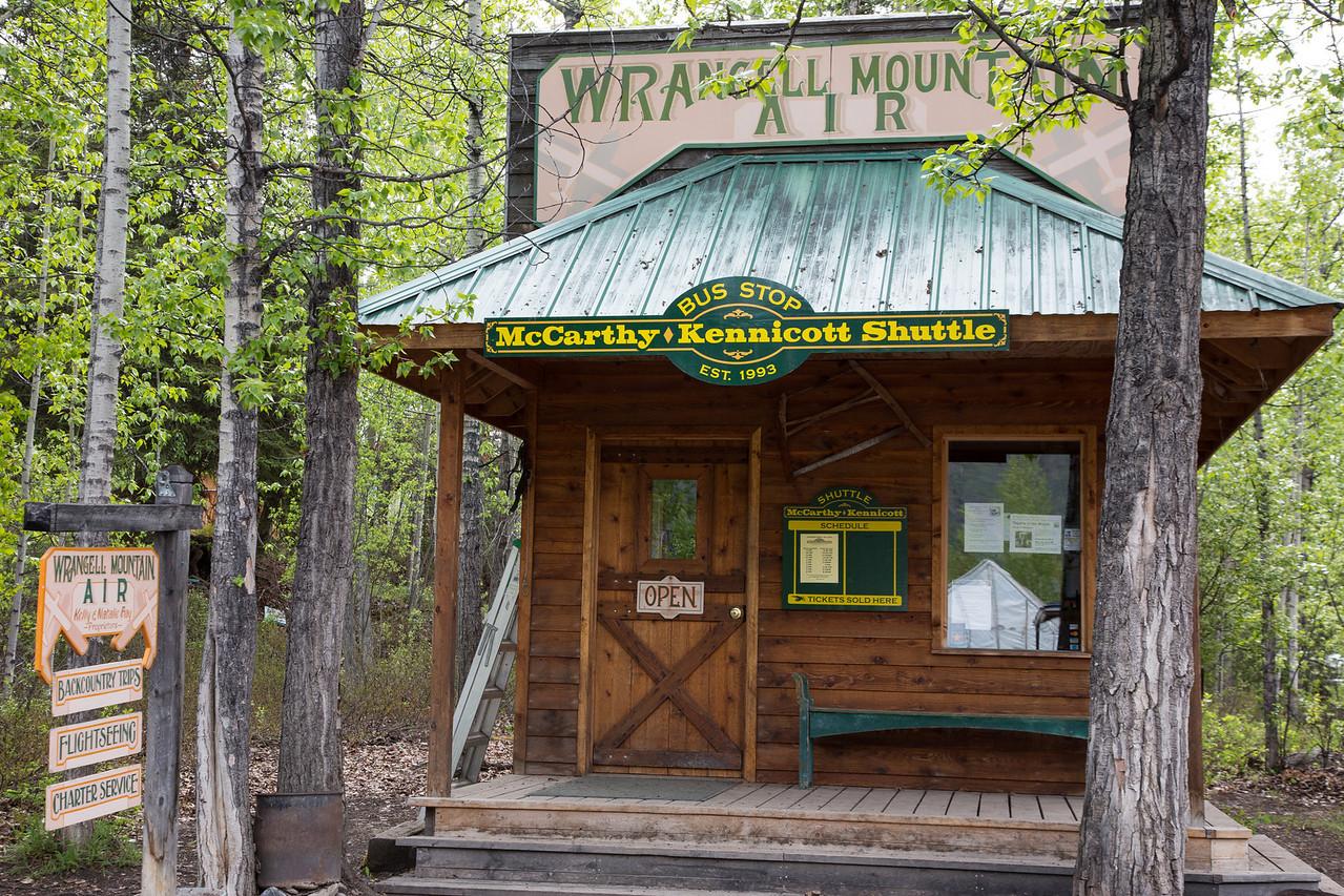 McCarthy Wrangell Mountain Air