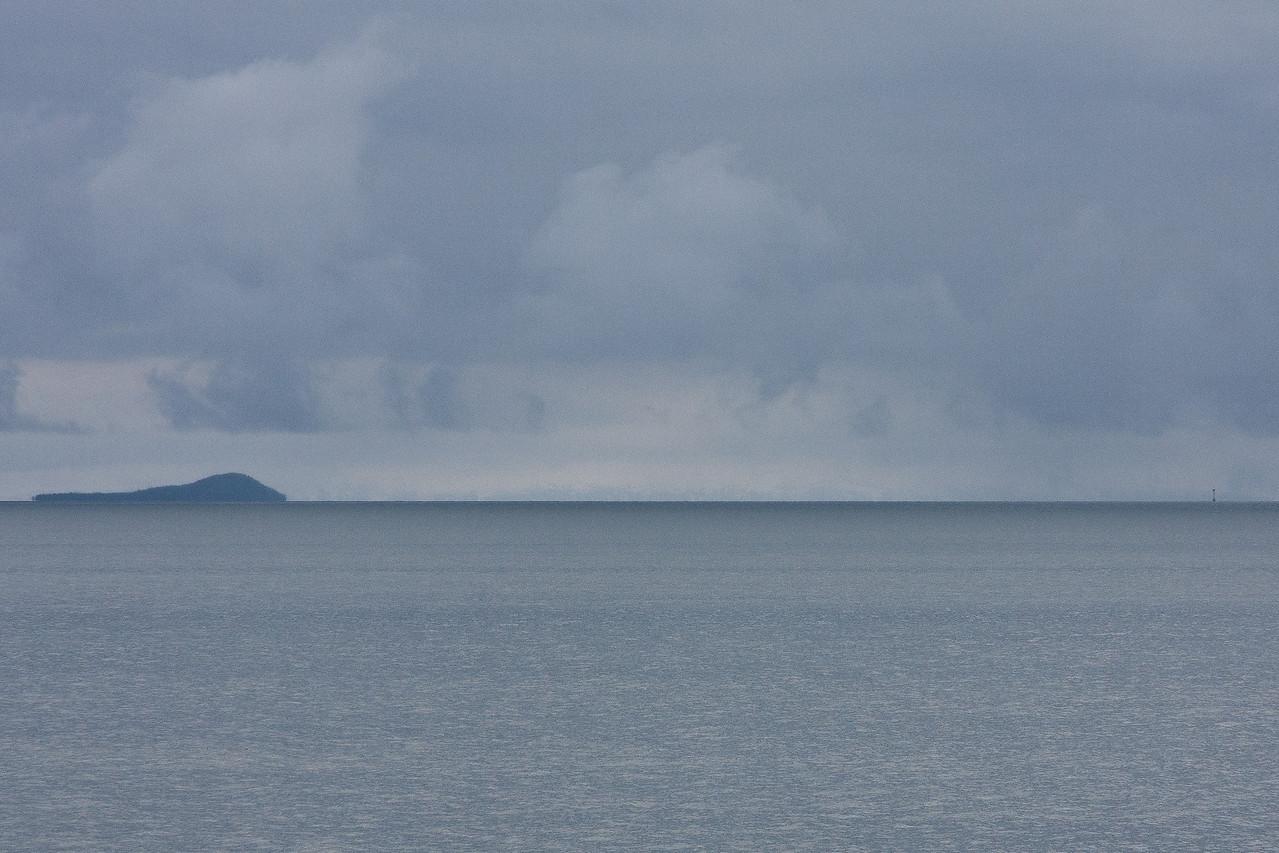 Bligh Reef where the Exxon Valdez ran aground