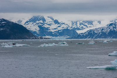 Prince William Sound Columbia Glacier