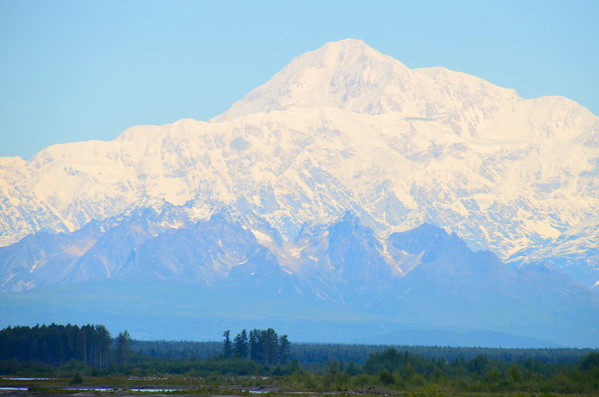 Denali (Mt. McKinley) and Denali National Park