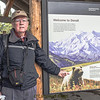 Lions and tigers and BEARS - oh, my!  I saw plenty of grizzlies, but survived the perilous wilderness experience without a scratch because of my superior survival skills. OK, OK, I must confide that I was inside a bus almost the whole time, and in no danger, but don't tell anyone else, OK?