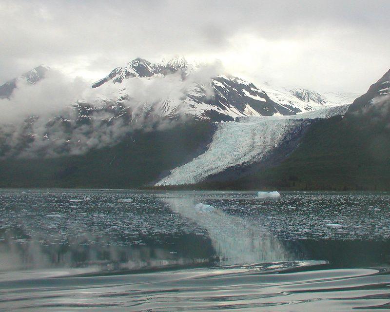 College Fiord - Prince William Sound