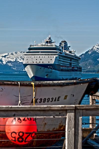 Icy Point, Alaska, 2010
