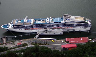 Island Princess - June 2010