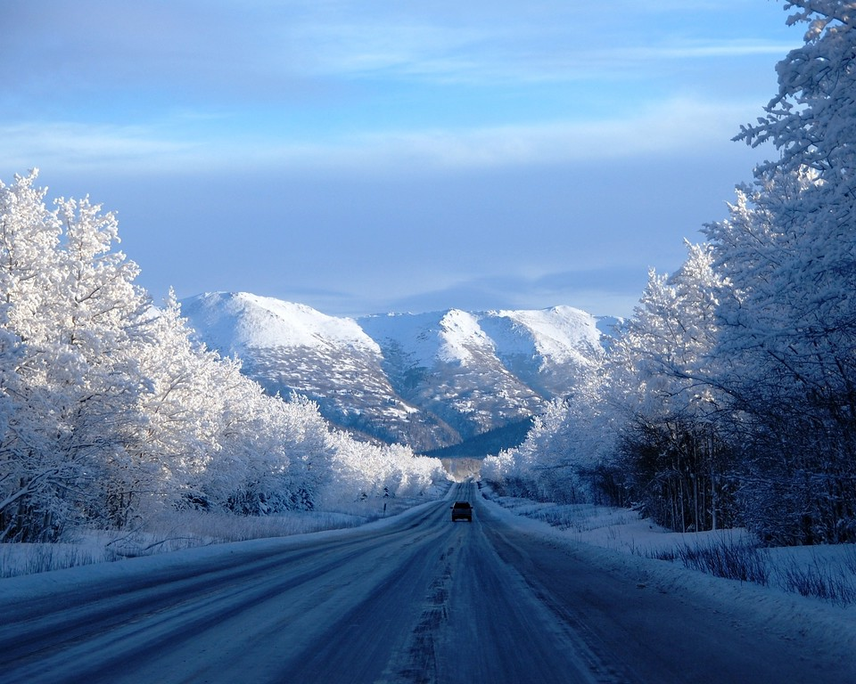Alaska Travel Photography - Sterling